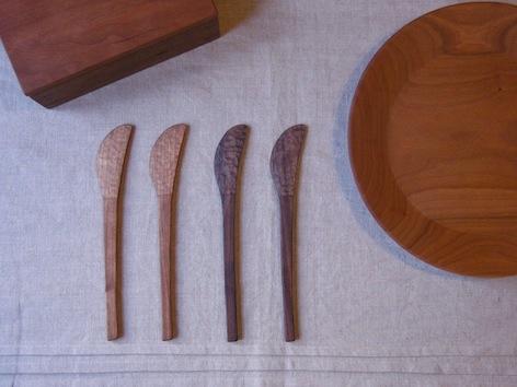 バターナイフ 製作