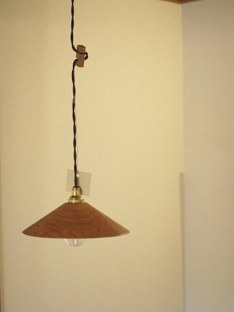 チェリーのランプシェード