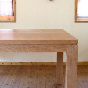 ダイニングテーブル KADO-ASHI