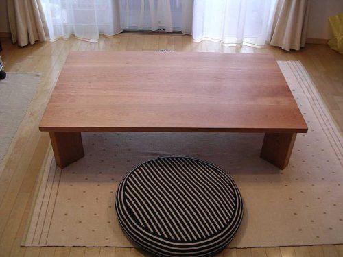 チェリーの座卓