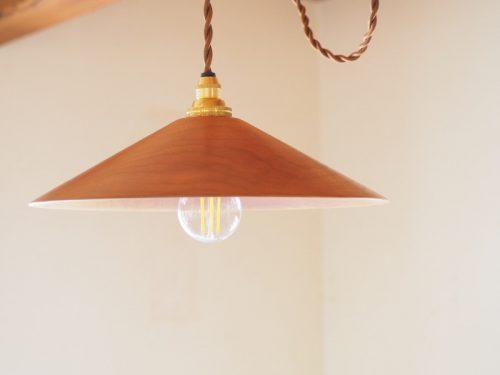 チェリーのランプシェード 24cm
