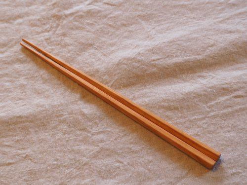 チェリーの五角箸