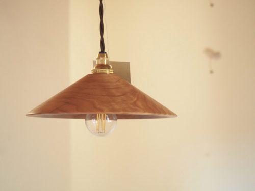 チェリーのランプシェード 21cm