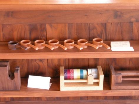 コーヒーメジャー、マスキングテープカッター